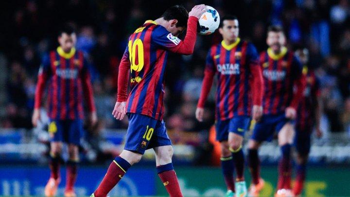 Fiasco financiar al Barcelonei. Clubul catalan va avea pierderi de 50 milioane de euro