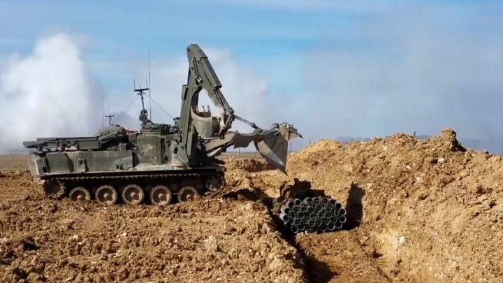 Premieră: Roboții au înlocuit aproape integral soldații în cadrul unui exerciţiu de luptă desfăşurat în Germania (VIDEO)