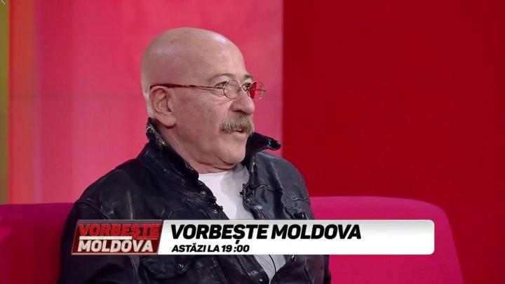 Alexandr Rozenbaum vine la Vorbeşte Moldova. Interpretul rus va vorbi despre originile sale moldoveneşti (PROMO)