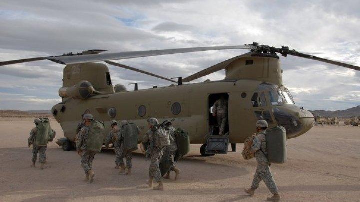SUA menţin prezenţa militară în Siria pe termen scurt, pentru distrugerea ISIS