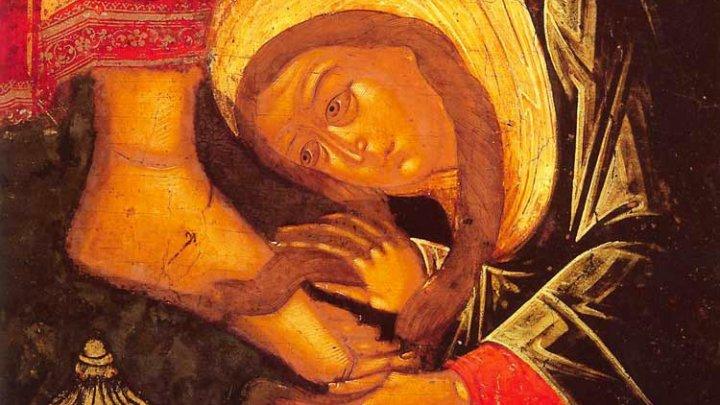 Miercurea Mare. Pilda femeii păcătoase care a spălat cu mir picioarele Mântuitorului