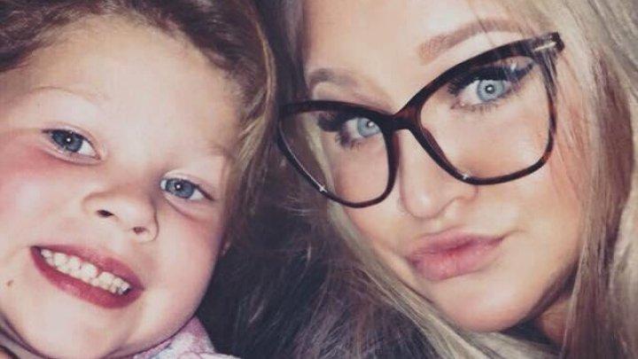 Povestea fetiței care a făcut cancer ovarian la doar 2 ani