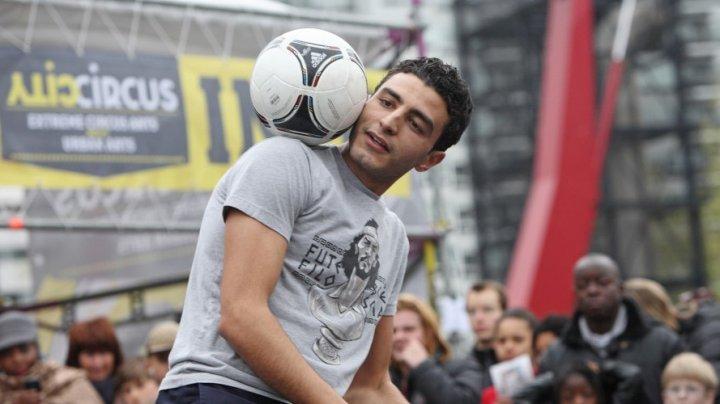 Soufiane Touzani a făcut senzaţie la Academia de fotbal a clubului Chelsea Londra