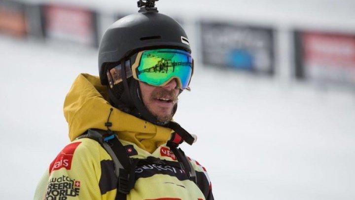 Sammy Luebke a devenit campion în proba de snowboard din cadrul Turului Mondial de Freeride