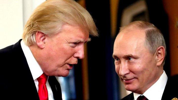 Analiză Bloomberg: Vladimir Putin vrea înțelegere cu Donald Trump, după sancțiunile impuse de SUA