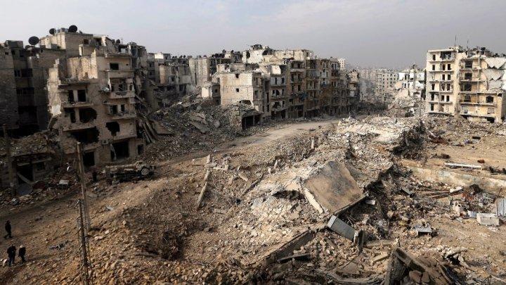 UE şi ONU cer reluarea negocierilor politice pentru a pune capăt conflictului din Siria