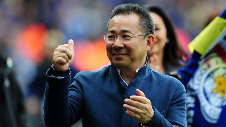De ziua sa, patronul clubului de fotbal Leicester City dăruieşte 60 de abonamente gratuite fanilor