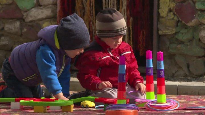 Copiii care frecventează grădiniţele din Orhei au parte de mâncare ca în restaurante