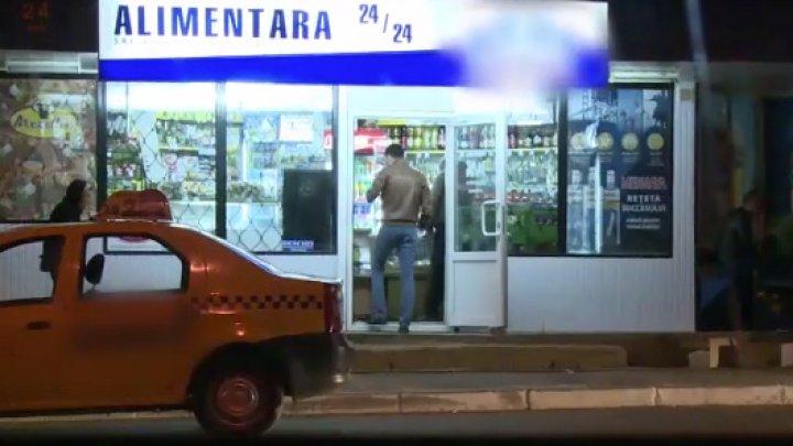 Bătaie în centrul Capitalei, după ce doi băieți și o fată au fost atacați de alți trei indivizi