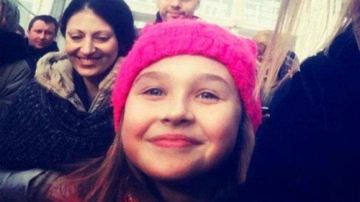 VIRAL PE INTERNET: Gestul unei fetite catre guvernatorul Moscovei, după ce 50 de copii au fost otraviti cu un gaz toxic (VIDEO)
