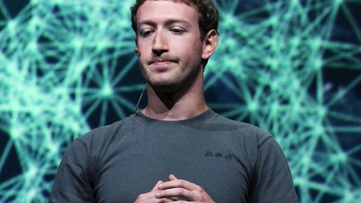 Mark Zuckerberg, audiat în Congres. Acțiunile Facebook, prăbuşite din nou: pierderi de 80 miliarde de dolari de la debutul scandalului