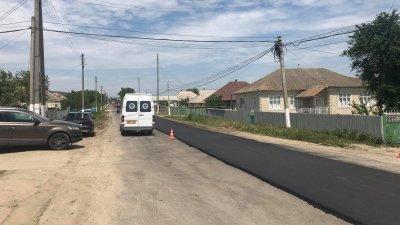 Drumuri bune la Hânceşti. Chiril Gaburici a inspectat câteva porţiuni aflate în proces de reabilitare