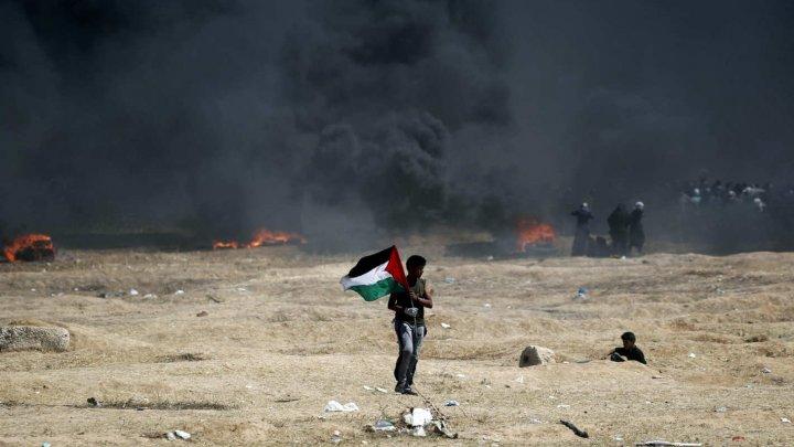 Turcia şi Africa de Sud şi-au rechemat ambasadorii din Israel, după ce militari israelieni au ucis 59 de plaestinieni