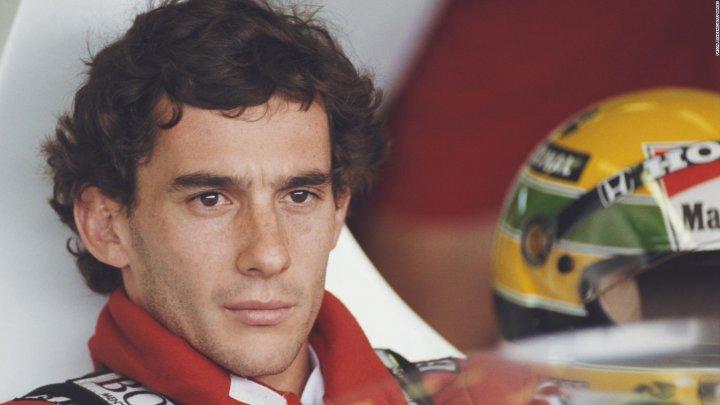 Prima mașină condusă de legendarul Ayrton Senna a fost vândută. Cu cât a fost estimată (FOTO)