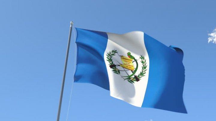 Guatemala, prima țară care și-a arborat steagul în Ierusalim