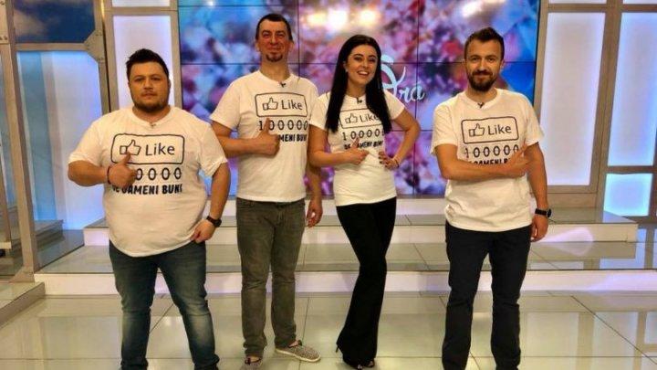 Cum au apărut îmbracați astăzi la televizor realizatorii emisiunii Prima Oră de la Prime (VIDEO)