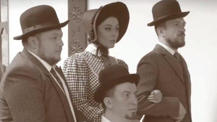 Echipa de la Prima Oră au făcut o călătorie în timp, mai exact, în secolul al XX-lea. Cum au arătat în haine de epocă