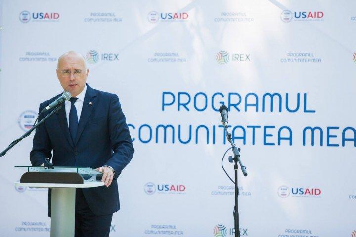 """Programul USAID """"Comunitatea mea"""" va oferi 20,5 milioane de dolari pentru dezvoltarea localităților din țară"""