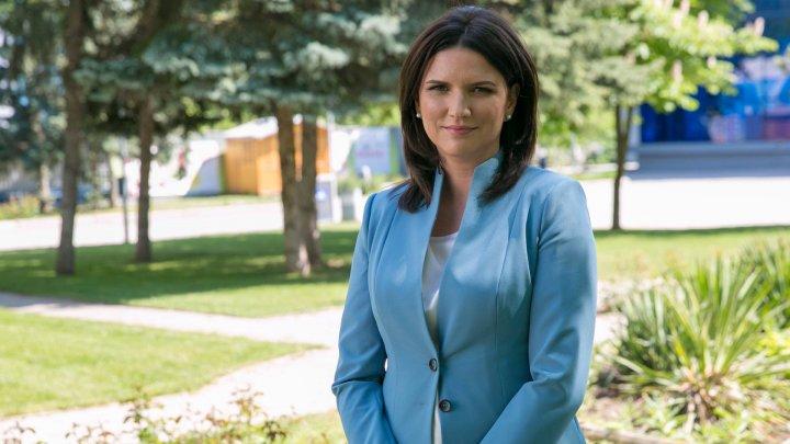 Interviu EXCLUSIV la Primele Știri cu candidatul pentru funcţia de ambasador al ţării noastre în Statele Unite, Cristina Balan (VIDEO)
