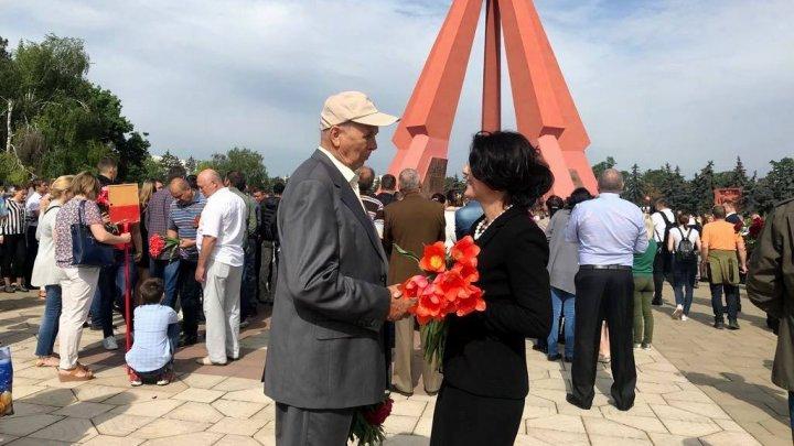 Silvia Radu, mesaj de 9 mai: Războiul e o atrocitate. Trebuie să învățăm din istorie și să avem grijă să păstrăm pacea