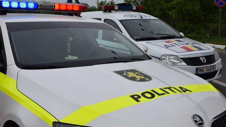 Sfaturi de la ofiţerii INP pentru şoferii care au trecut prin puncte de trecere a frontierei Giurgiulești - Galați, Leuşeni – Albiţa