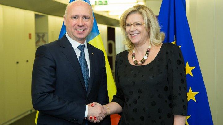 Comisarul European pentru Politici Regionale, Corina Creţu, va efectua o vizită la Chișinău