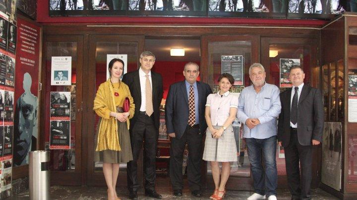 La Atena, în premieră, a fost organizată Săptămâna cinematografiei moldovenești
