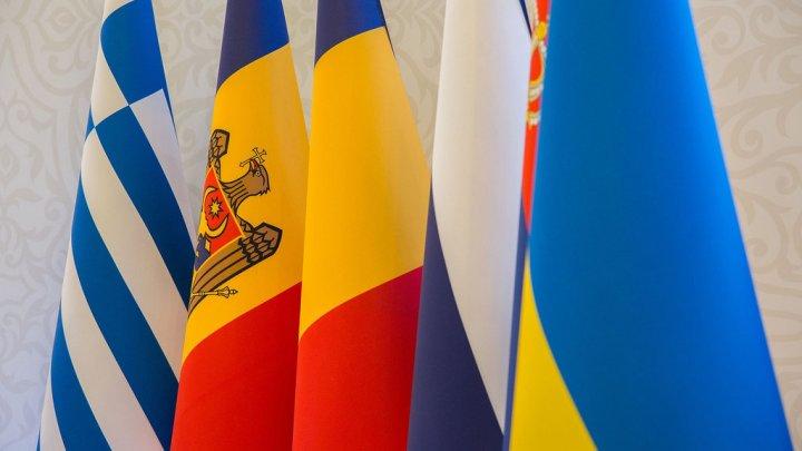 Andrian Candu susține ideea creării unei baze de date comune a potențialilor investitori în țările din Regiunea Mării Negre