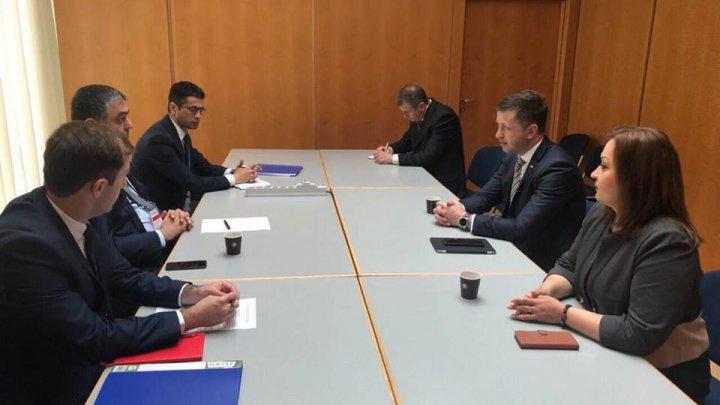 Moldova și Azerbaidjan vor aprofunda cooperarea bilaterală în domeniul transporturilor