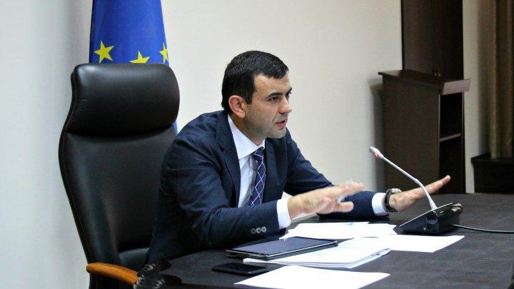 Chiril Gaburici: Soluțiile trebuie discutate în comun. Scopul nostru este să creăm un mediu confortabil pentru business