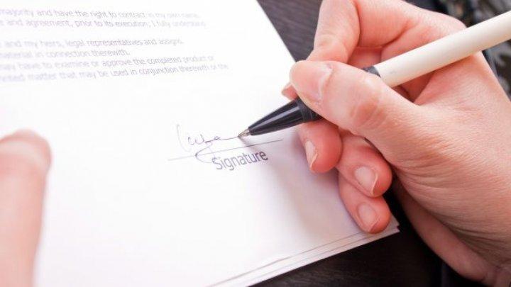 ULUITOR! Ce spune semnătura ta despre starea de sănătate