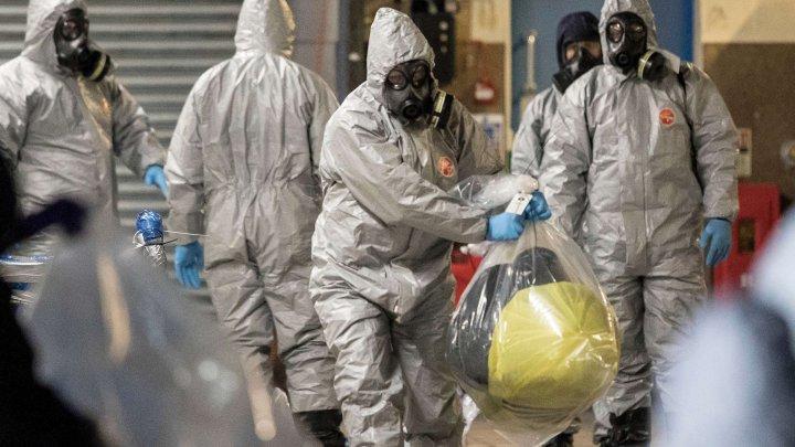 Cehia recunoaşte că a testat gaze neurotoxice asemănătoare cu cel folosit în Marea Britanie care l-a vizat pe fostul agent secret rus