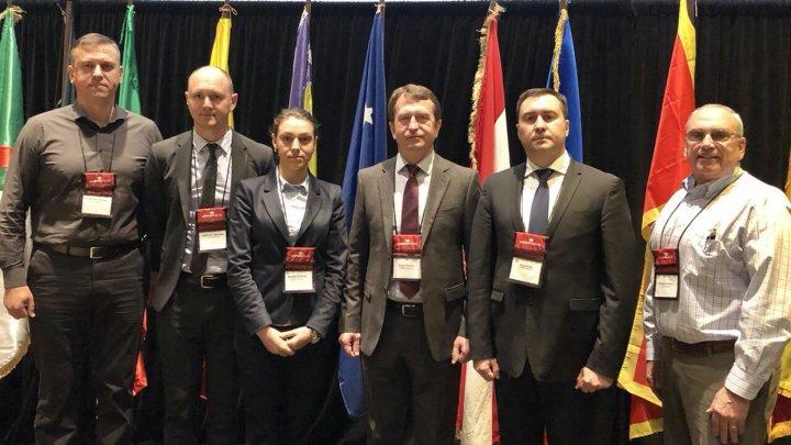 Poliția Republicii Moldova participă la Conferința Asociației Internaționale a Directorilor din SUA