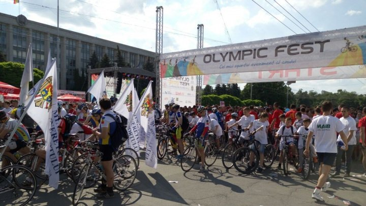 InfoTrafic: Mai multe străzi vor fi închise. Se organizează Olympic Fest