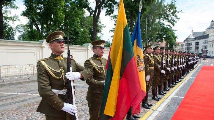 Republica Moldova şi Lituania, parteneriat strategic în domeniul apărării