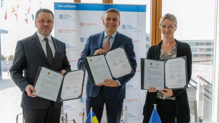 CNA şi BEI vor monitoriza gestionarea asistenţei financiare europene oferită Moldovei