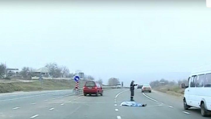 Şoferul care a accidentat mortal un poliţist la Coşniţa şi-a aflat SENTINŢA