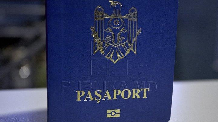 Termenul de valabilitate al paşaportului moldovenesc va fi de 10 ani