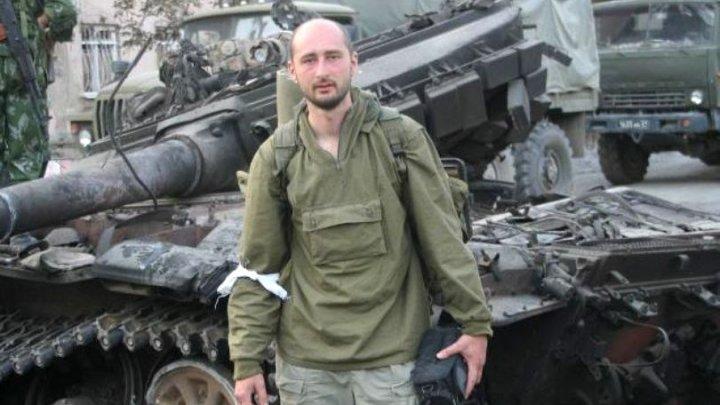 Prima reacție a Rusiei, după înscenarea asasinării juranalistului Arkady Babchenko