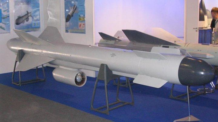 Armata rusă a testat o nouă armă în Siria, fiind lansată de pe un avion de vânătoare Su-57