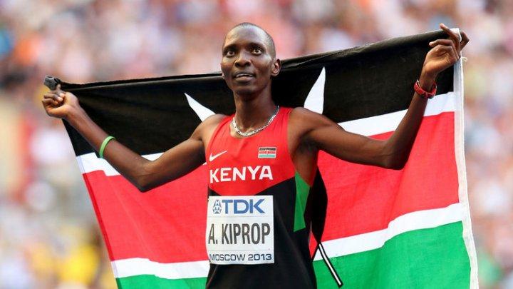 ASBEL KIPROP, PRINS DOPAT. Atletul kenyan a respins toate acuzaţiile
