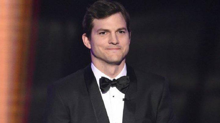 Actorul Ashton Kutcher a salvat peste 6.000 de copii din mâinile traficanţilor de persoane