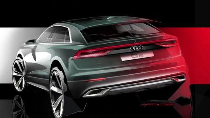 Aventurile noului Q8! Audi lansează o campanie de marketing dedicată viitorului SUV (VIDEO)