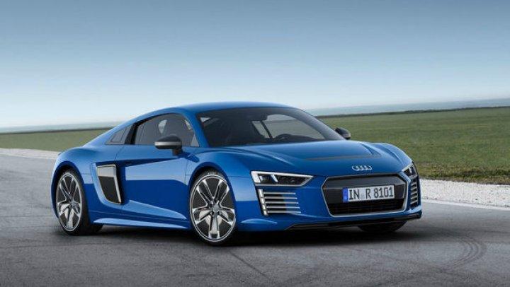 Audi ar putea dezvolta un supercar electric cu o nouă tehnologie pentru baterii
