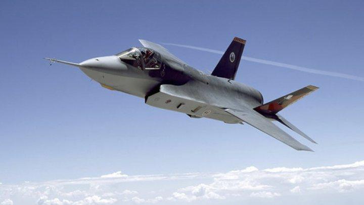 Oficial: Israelul, prima ţară care a efectuat atacuri aeriene cu avioane militare de tip F-35, invizibile pe radare