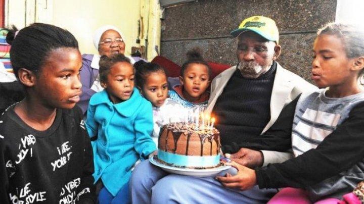 Un sud-african ar putea fi cel mai bătrân bărbat din lume. Câţi ani are bărbatul