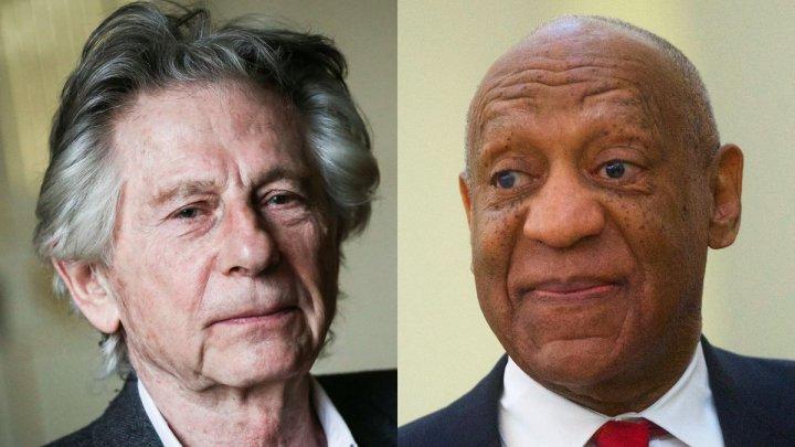 Roman Polanski şi Bill Cosby, excluşi din Academia Americană de Film în urma implicării în scandaluri sexuale