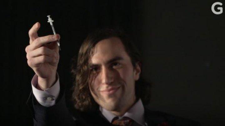 ŞOCANT! Bărbatul care și-a injectat singur un tratament anti-herpes a murit