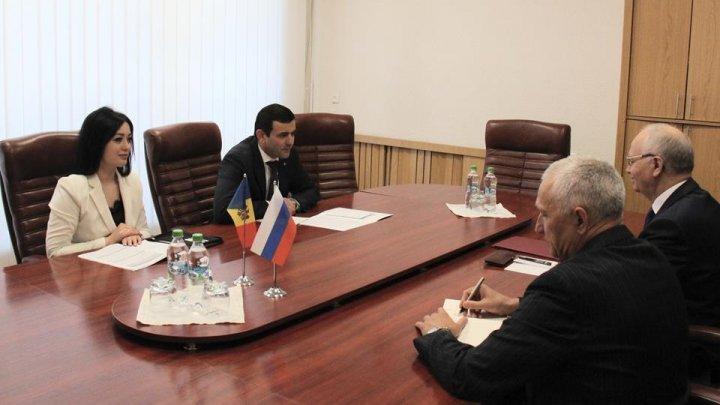 Moldova și Rusia cooperează pe platforme economice și investiționale