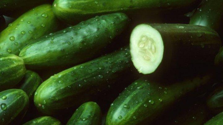 De ce ar trebui să mănânci castraveţi în fiecare zi, pe timp de vară